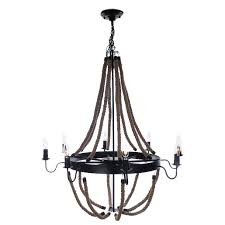 old modern handicrafts al011 8 light large pendant lamp