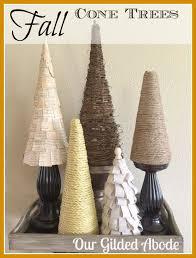 100 cone tree perennial passion pinecone christmas decor