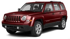 dark green jeep patriot comparison jeep patriot 2015 vs chevrolet trailblazer 2015