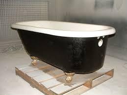 How To Refinish A Clawfoot Bathtub Bathtubs Trendy Refinishing Clawfoot Bathtub 70 And Remember The