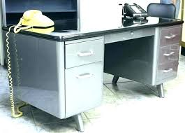 used metal office desk for sale office metal desk amazing enchanting vintage metal office furniture