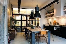 deco cuisine style industriel deco cuisine industriel et attractive cuisine style id es d tu