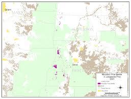 Oregon Blm Maps by Region 6 Forest U0026 Grassland Health