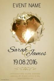 wedding poster template poster templates postermywall