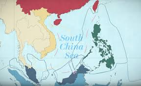 South China Sea Map What Is Going On In The South China Sea U2014 Steemit