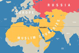 Where Is Syria On The Map by Where Does Russia Fit In End Time Bible Prophecy United Church
