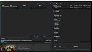 deep dive export to media encoder from audition creative cloud