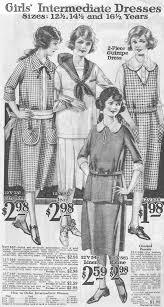 roaring 20 s fashion hair teenage girls fashion in the 1920s