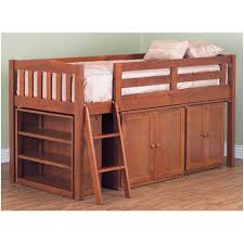 Easy Bed Colt Timber Study Bunk Bed  Reviews Temple  Webster - Study bunk bed