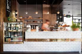 Open Kitchen Restaurant Design Open Kitchen Cafe