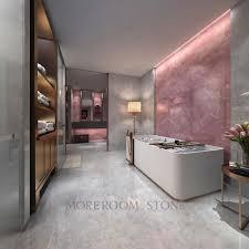 Yu201 I Furniture Import Export Pink Onyx Porcelain Tile New Design Bathroom Wall Tile From China