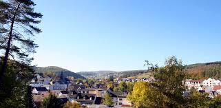 Bad Endbach Therme Umfeld Berglandklinik