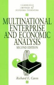 Universities As Multinational Enterprises The Multinational 9780521478588 Multinational Enterprise And Economic Analysis