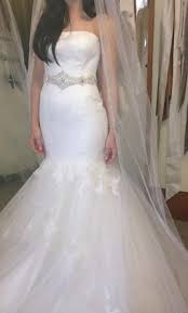 couture wedding dresses winnie couture avalynn 1 665 size 2 used wedding dresses