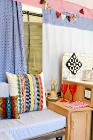 yarn break camper remodel sewing sewing crochet oh my