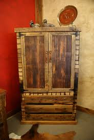 Black Armoire Black Mountain Armoire U2013 Uintah Log And Reclaimed