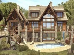 large luxury house plans large luxury log home floor plans