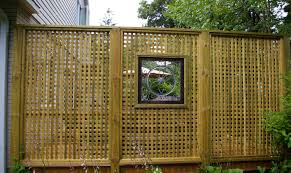 pergola awesome trellis screen cedar andover privacy screen