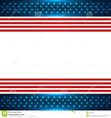 American Flag Design American Flag Background Stock Vector Image Of Blue 31496300