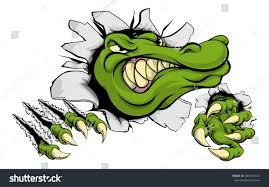 alligator claws royalty free a alligator or crocodile 283253534 stock