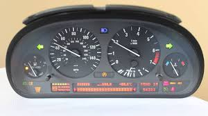 bmw 2003 530i e39 5 ser instrument cluster repaired for rex youtube