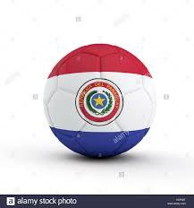 Paraguayan Flag Paraguay National Football Team Stock Photos U0026 Paraguay National
