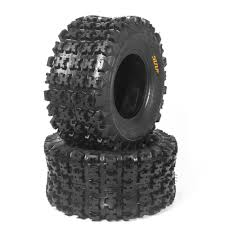 pair of 2 sunf a027 sport atv tires 22x10 10 22x10x10 6 pr ebay