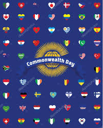 Flags Of Nations Commonwealth Day Commonwealth Of Nations Cis Flag U2014 Stock