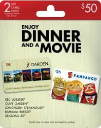 dinner and a gift card 10 participating gift cards at safeway gift card specials