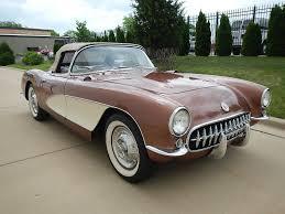 56 corvette for sale 1956 corvette convertible for sale illinois 1956 aztec copper