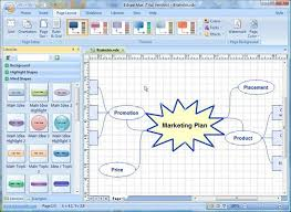 membuat flowchart di visio 2010 how to create a mind map in visio techwalla com