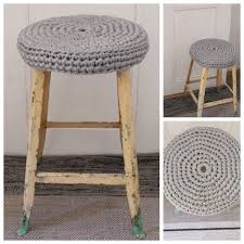 Bar Stool Seat Covers 25 Unique Stool Covers Ideas On Pinterest Stool Cover Crochet
