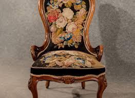 Victorian Armchair Antique Walnut Victorian Chair Needlepoint Seat 1860 Hastac 2011