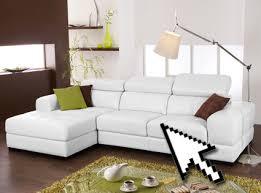 canapé cuir sur mesure créer canapé sur mobilier canape deco