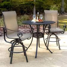 bar style outdoor patio furniture a stylish patio bar set by