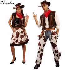 Cowboy Halloween Costume Buy Wholesale Cowboy Cowgirl Halloween Costumes China