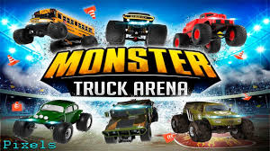 how long does monster truck jam last monster truck arena all monster trucks unlocked youtube