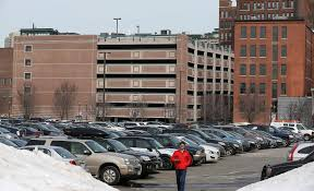 Boston Parking Map by Building Boom Sparse Parking Sparks 56 Million Bidding War For