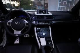 lexus white leather minor modification for interior w nav