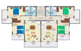 apartment floor plans designs nifty on with 2 bedroom house 9
