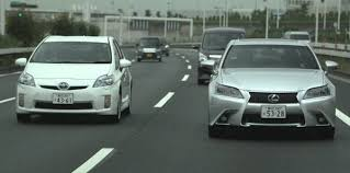 where do they lexus cars self driving cars will they be on the road in 2020