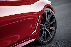 lexus lc vs infiniti q60 2017 infiniti q60 brings racy looks twin turbo engine to detroit