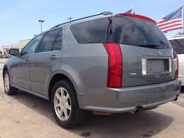 cadillac srx v8 for sale cadillac srx v8 in for sale used cars on buysellsearch