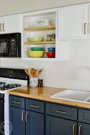 kitchen cabinet ideas without doors why i chose to reface my kitchen cabinets rather than paint