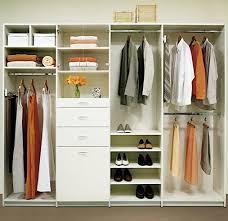 everyday reach in custom closet