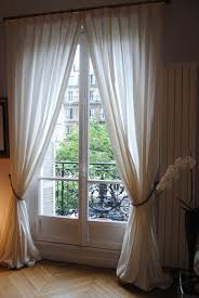 french door curtains ideas all about house design using curtains