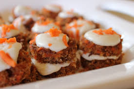 carrot cake petifores vegan and gluten free with love from the