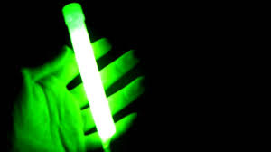 chemical light stick demo
