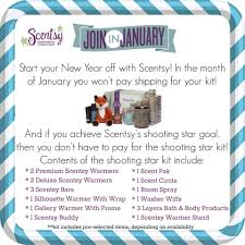 join scentsy in january 2014 and possibly earn a free scentsy