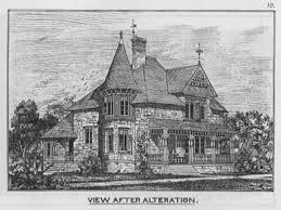 Victorian House Plans by 100 Old Victorian House Plans